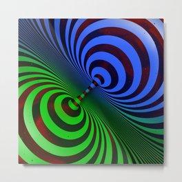 Dualism (color) Metal Print