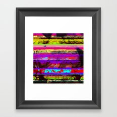 Aye it is a gift even to acknowledge impermanence. Framed Art Print