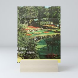 locandina Harrogate Mini Art Print