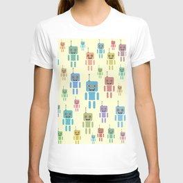 Robotic brothers T-shirt