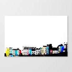 Clifton Colour Canvas Print