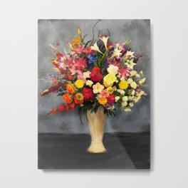 Floral Arrangement 1 Metal Print