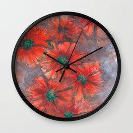 Romantic Flavoring Wall Clock