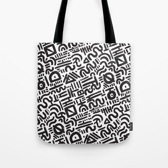 Abstract 0018 Tote Bag
