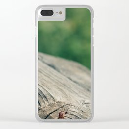 Surface Clear iPhone Case