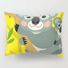 Koala Bears Pillow Sham