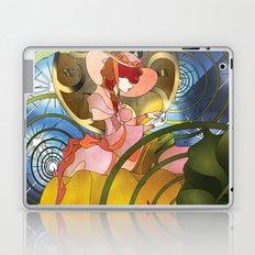 The Stroke of Midnight Laptop & iPad Skin