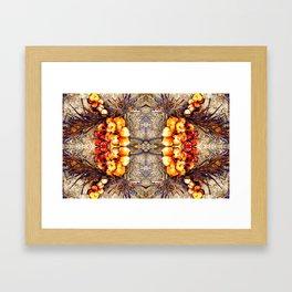 Ground Alter Framed Art Print