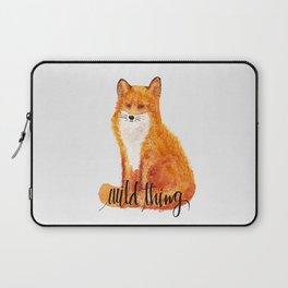 wild thing - fox Laptop Sleeve