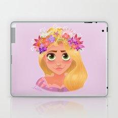 Magical Flower Crown Laptop & iPad Skin