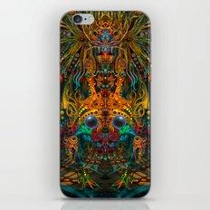 Lemuria iPhone & iPod Skin
