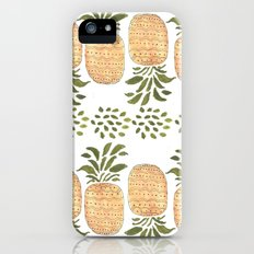 Pineapples iPhone (5, 5s) Slim Case