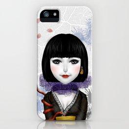 Little Poison Master iPhone Case