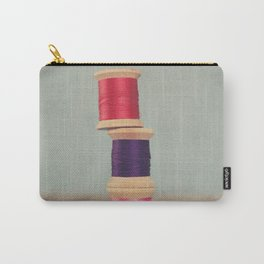 Thread Stack Carry-All Pouch