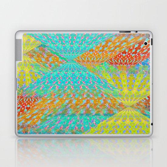 New Pyramids  Laptop & iPad Skin