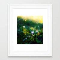 celestial Framed Art Prints featuring Celestial by João Pedro de Almeida