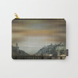 Clifton Suspension Bridge Carry-All Pouch
