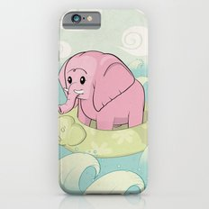 Elephant Across the Sea Slim Case iPhone 6s