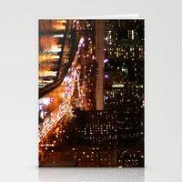 brooklyn Stationery Cards featuring Brooklyn by Saaraa Premji