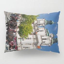 St. Nicholas Church Pillow Sham