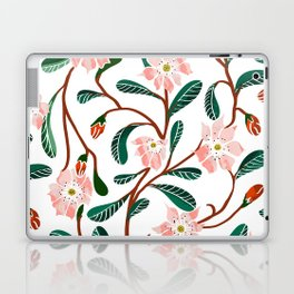 Floral Deco Laptop & iPad Skin
