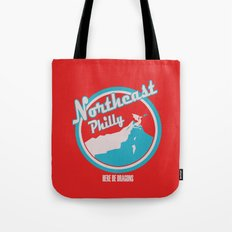 Northeast Philly Tote Bag