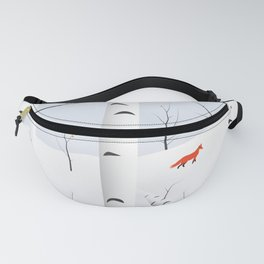 Birches West Fanny Pack