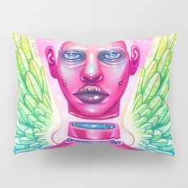 King, Angel of the Fragmented Pillow Sham