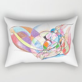 Playful Approach ~ Creative Ideas ~ Ariel Rectangular Pillow