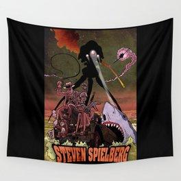 STEVEN SPIELBERG Wall Tapestry