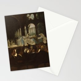 The Ballet from Robert le Diable Stationery Cards