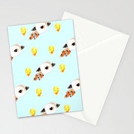Jerry's Lights - Pattern Stationery Cards