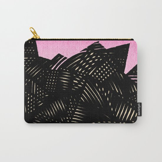 - electroclouds - Carry-All Pouch