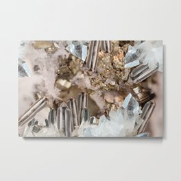 Crystal Destiny Metal Print