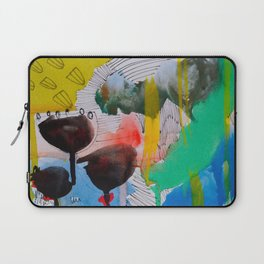 There is nothing better than bad weather Laptop Sleeve