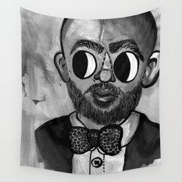 michael k williams Wall Tapestry