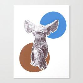 Classicism (statue) Canvas Print