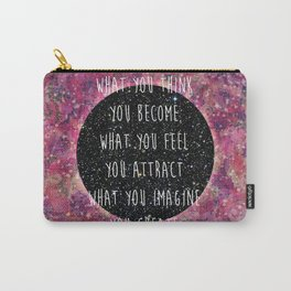Law of Attraction Carry-All Pouch