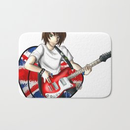 Guitar Dude Bath Mat