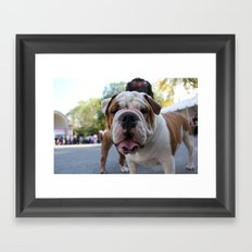 Personality Framed Art Print