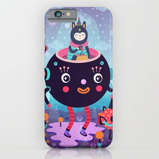 Amigos cósmicos iPhone & iPod Case