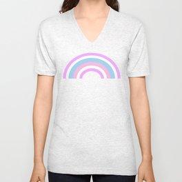 Intersex Rainbow Unisex V-Neck