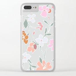 Wa Clear iPhone Case