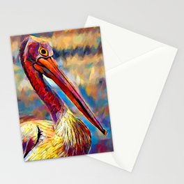 Pelican 4 Stationery Cards