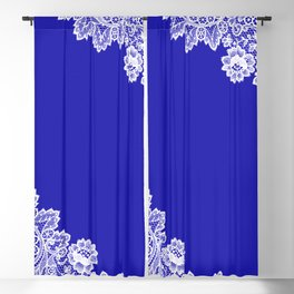 Lace design 3. Blackout Curtain