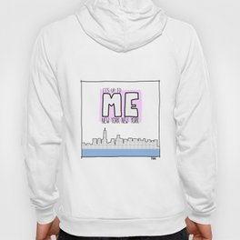 It's Up to Me, New York, New York Hoody