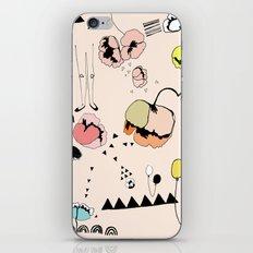 Poppies Print iPhone & iPod Skin