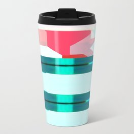Glazed Travel Mug