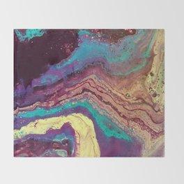 Geode Throw Blanket