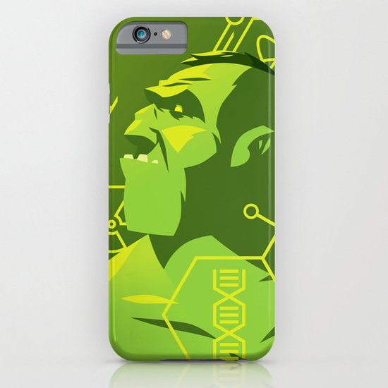 A Hulk iPhone & iPod Case